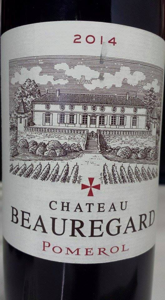 Château Beauregard 2014 – Pomerol