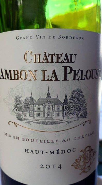 Château Cambon La Pelouse 2014 – Haut-Médoc