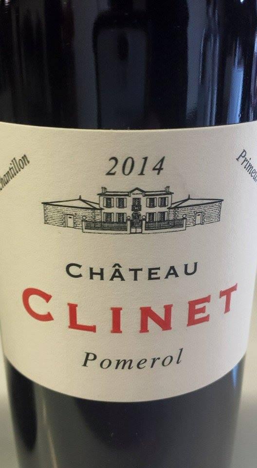 Château Clinet 2014 – Pomerol