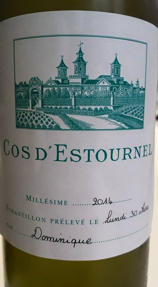 Château Cos d'Estournel 2014 – Bordeaux