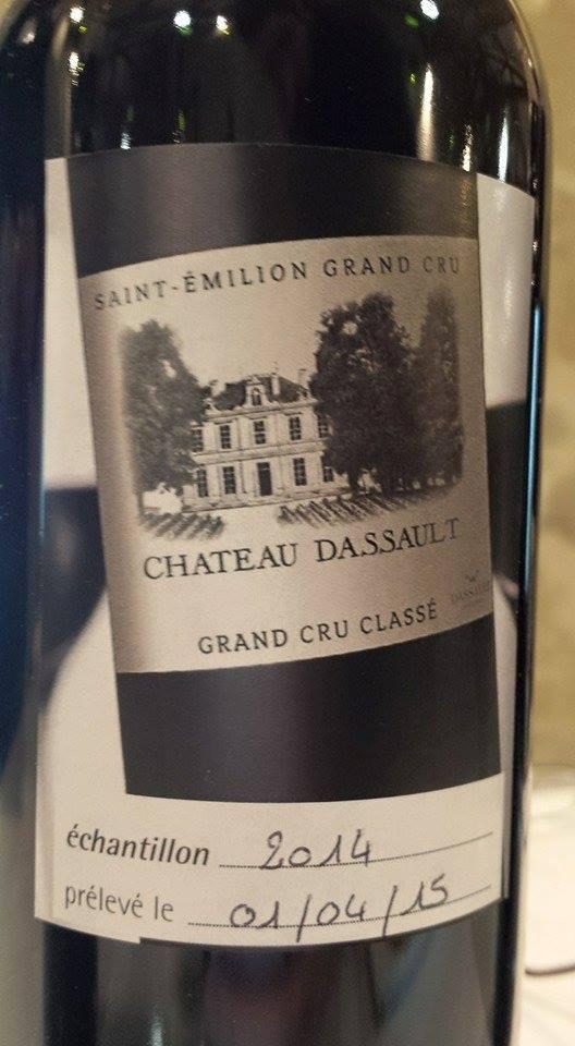 Château Dassault 2014 – Grand Cru Classé de Saint-Emilion