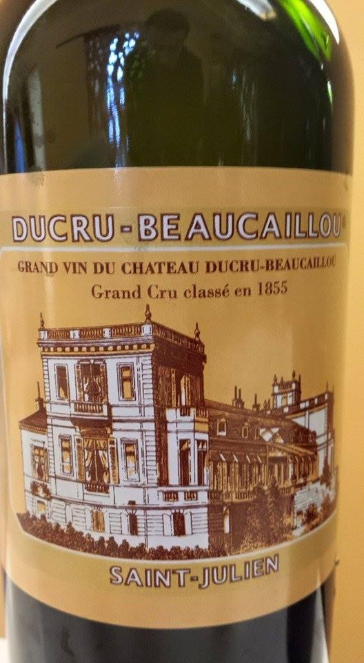 Château Ducru-Beaucaillou 2014 – 2ème Grand Cru Classé de Saint-Julien