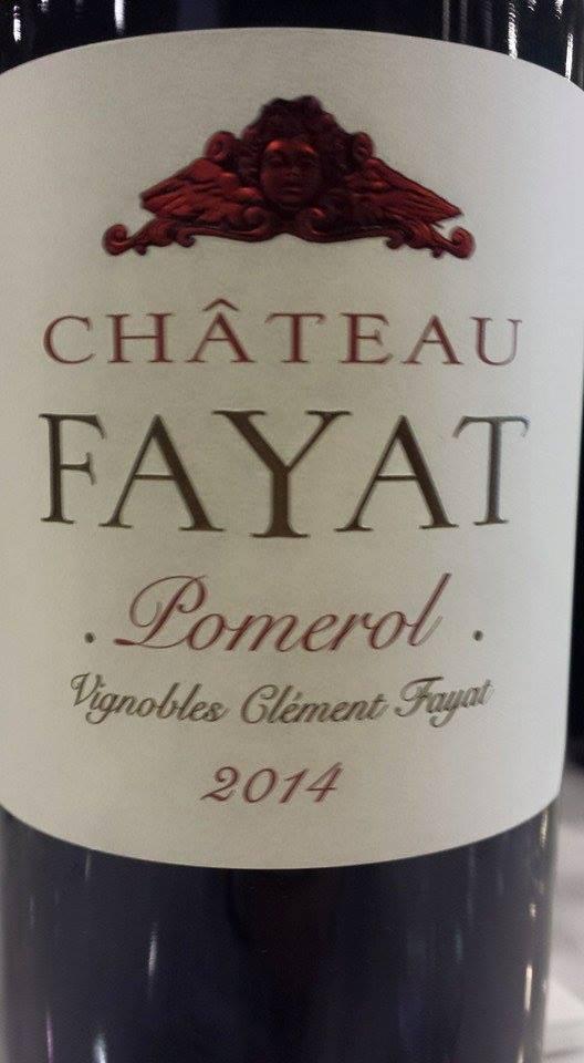 Château Fayat 2014 – Pomerol