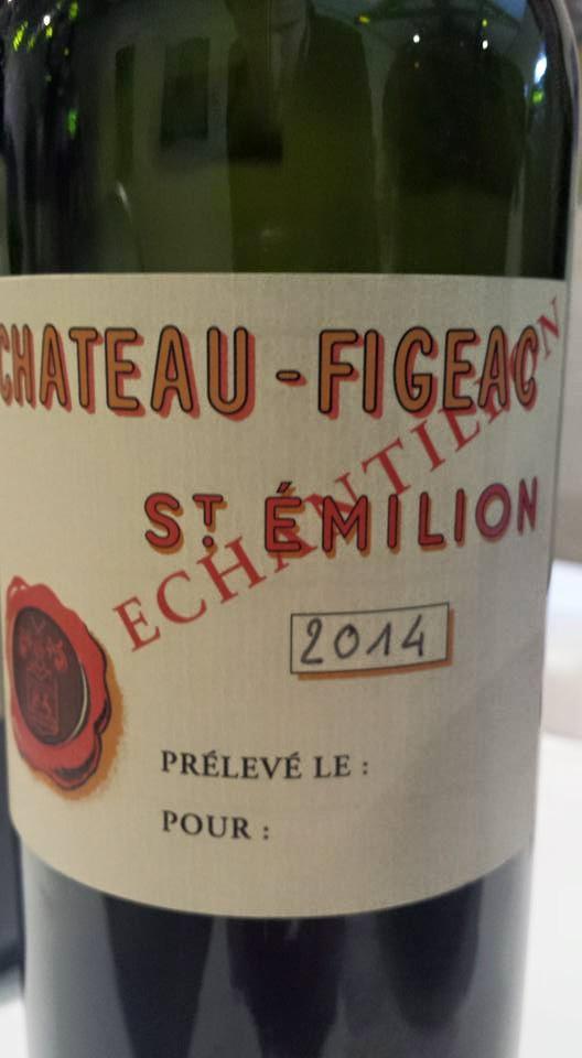Château Figeac 2014 – 1er Grand Cru Classé de Saint-Emilion
