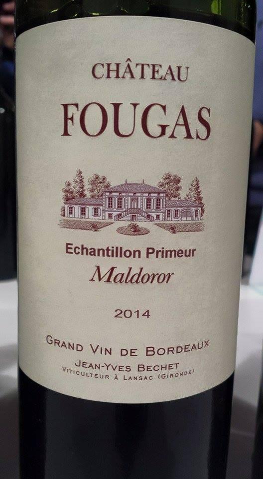 Château Fougas 2014 – Cuvée Maldoror – Côtes-de-Bourg