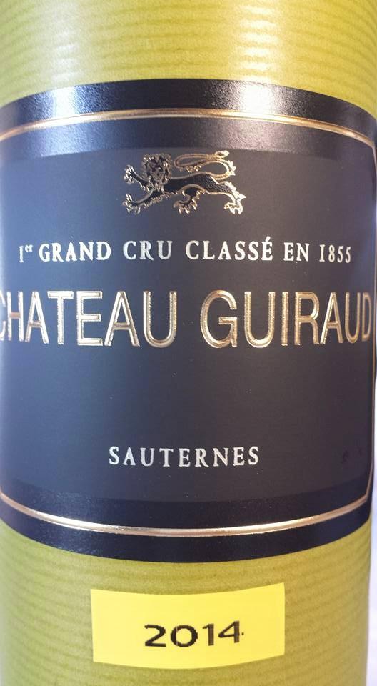 Château Guiraud 2014 – 1er Cru Classé à Sauternes