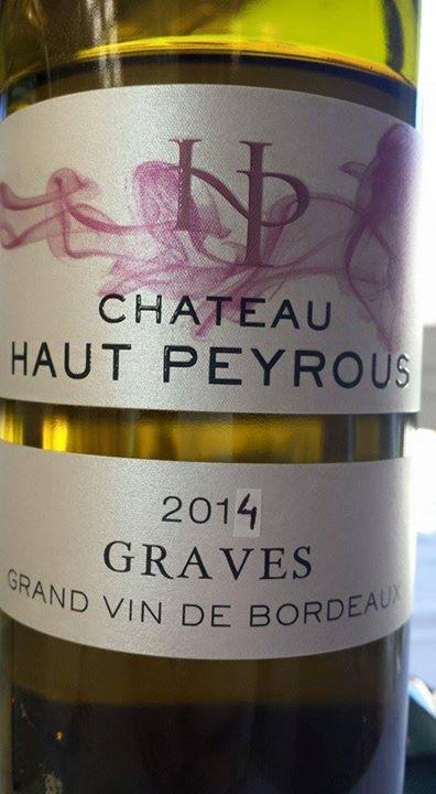 Château Haut-Peyrous 2014 – Graves