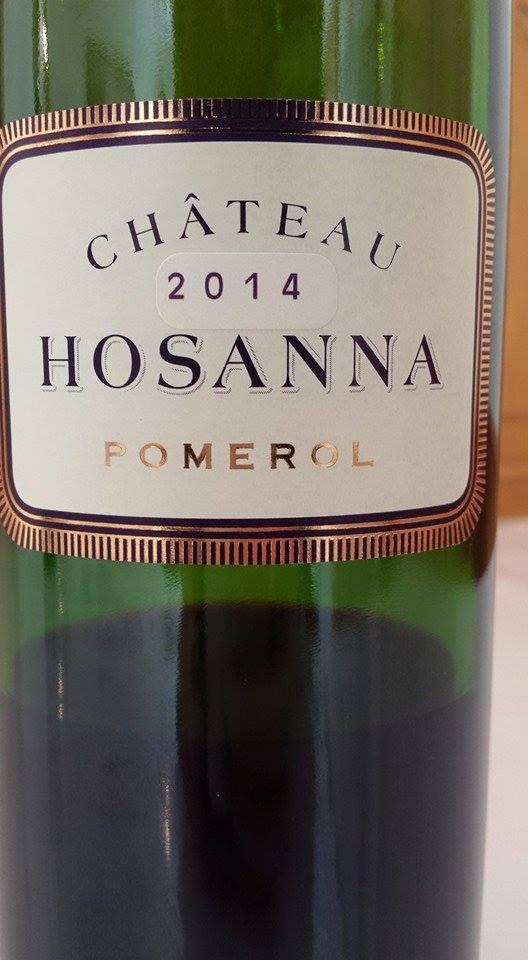 Château Hosanna 2014 – Pomerol