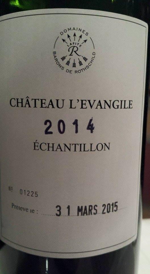 Château L'Evangile 2014 – Pomerol