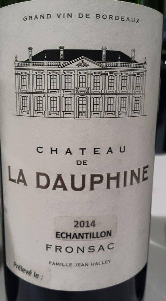 Château La Dauphine 2014 – Fronsac