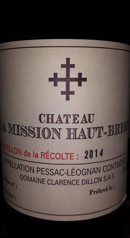 Château La Mission Haut-Brion 2014 – Pessac-Léognan