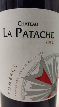 Château La Patache 2014 – Pomerol