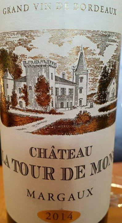 Château La Tour de Mons 2014 – Margaux