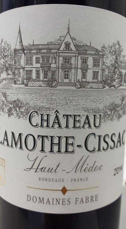 Château Lamothe-Cissac 2014 – Haut-Médoc