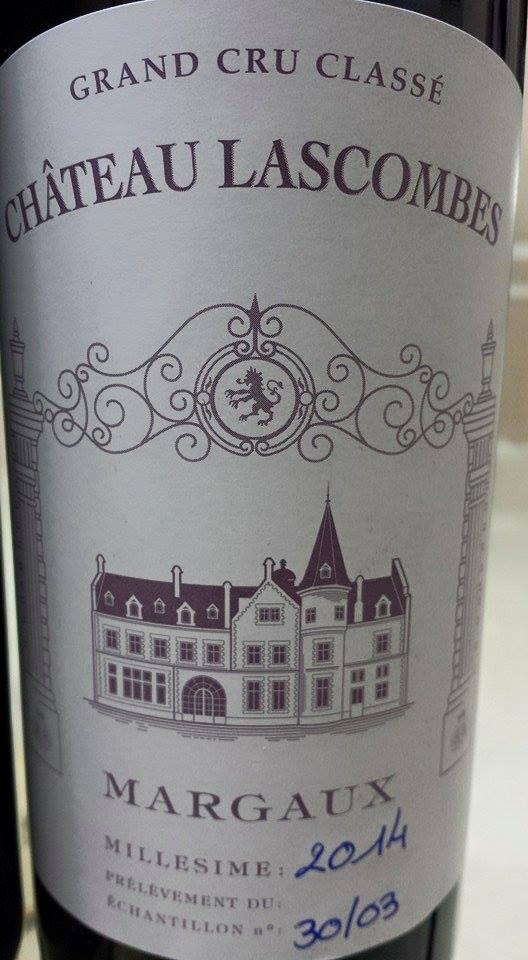 Château Lascombes – 2ème Grand Cru Classé de Margaux