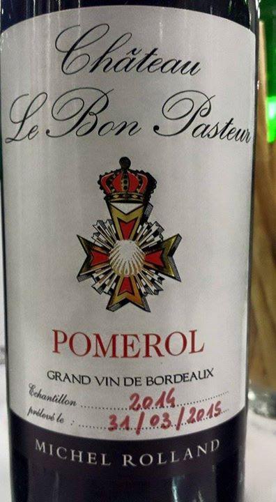 Château Le Bon Pasteur 2014 – Pomerol