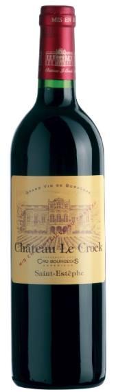 Château Le Crock 2014 – Saint-Estèphe