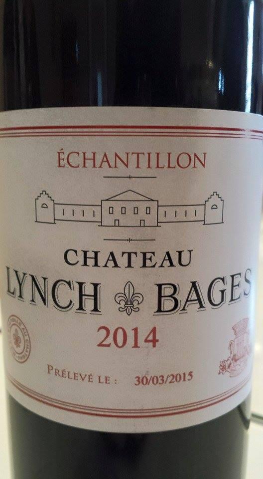 Château Lynch Bages 2014 – 5ème Grand Cru Classé à Pauillac