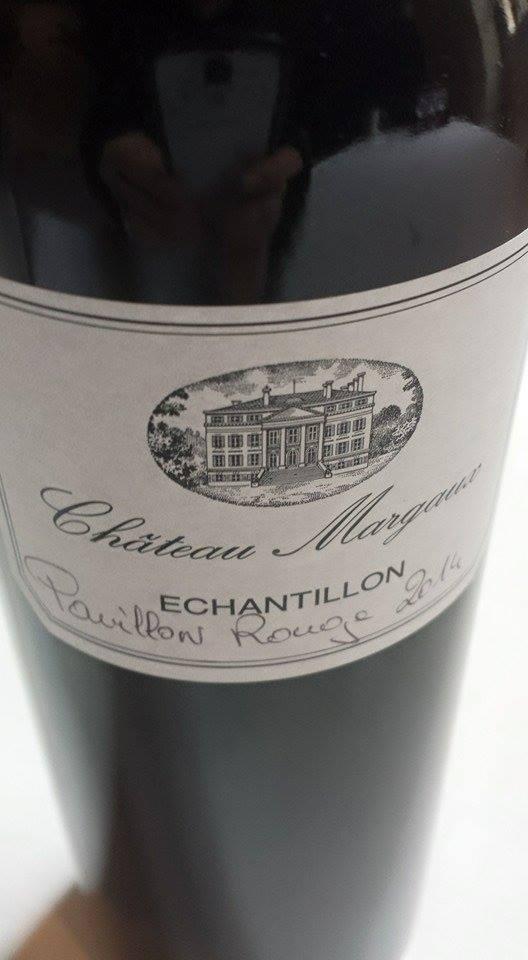Château Margaux 2014 – 1er Grand Cru Classé – Margaux