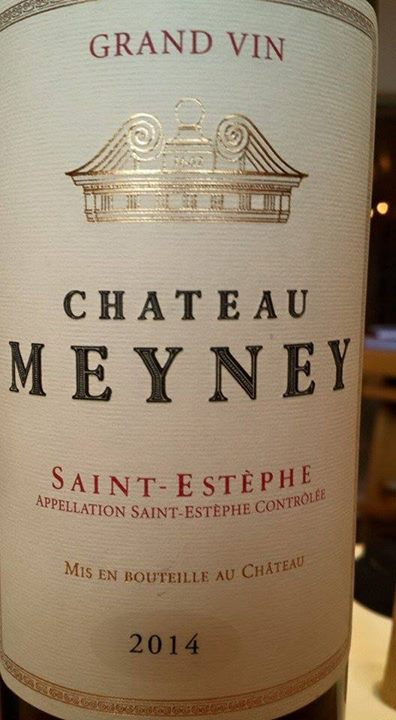 Château Meyney 2014 – Saint-Estèphe