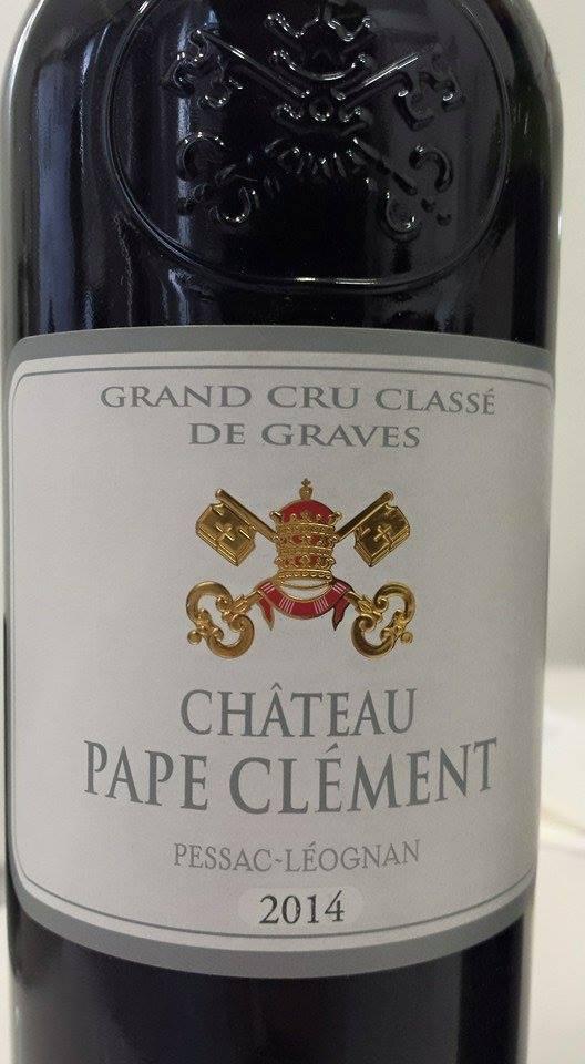 Château Pape Clément 2014 – Pessac-Léognan – Grand Cru Classé de Graves