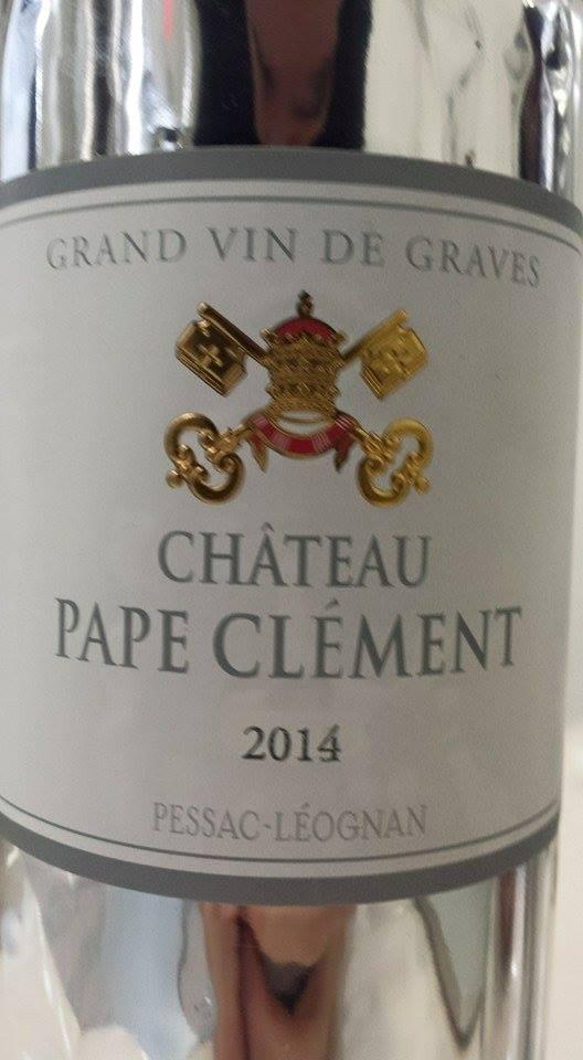 Château Pape Clément 2014 – Pessac-Léognan