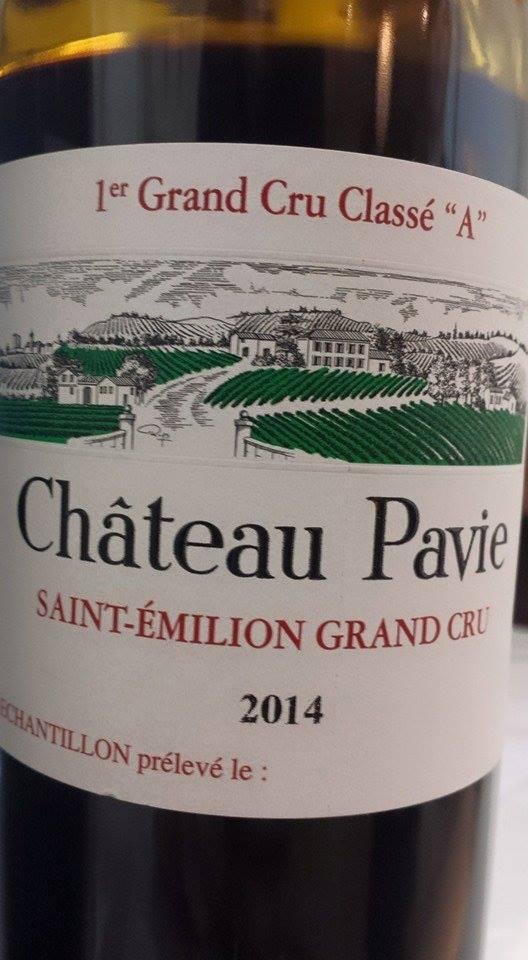 Château Pavie 2014 – 1er Grand Cru Classé A de Saint-Emilion