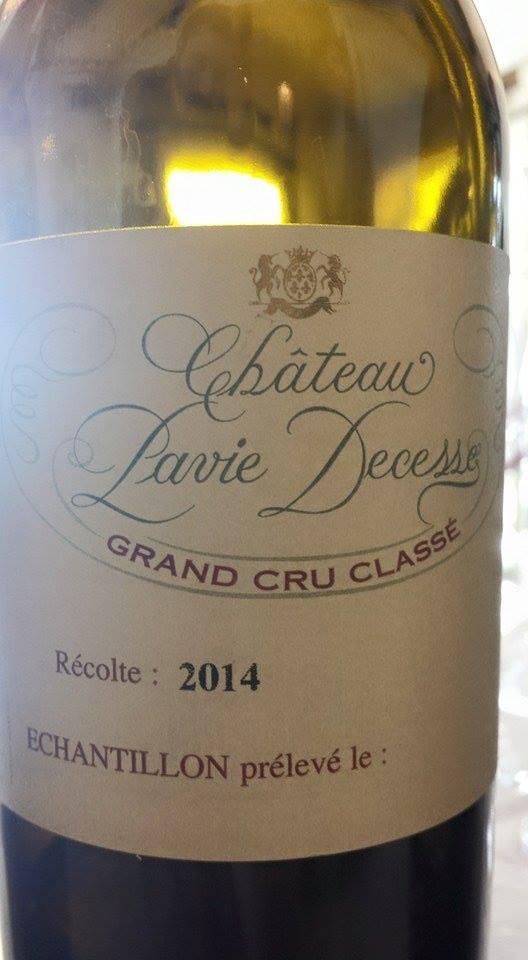 Château Pavie-Decesse 2014 – Saint-Emilion Grand Cru Classé