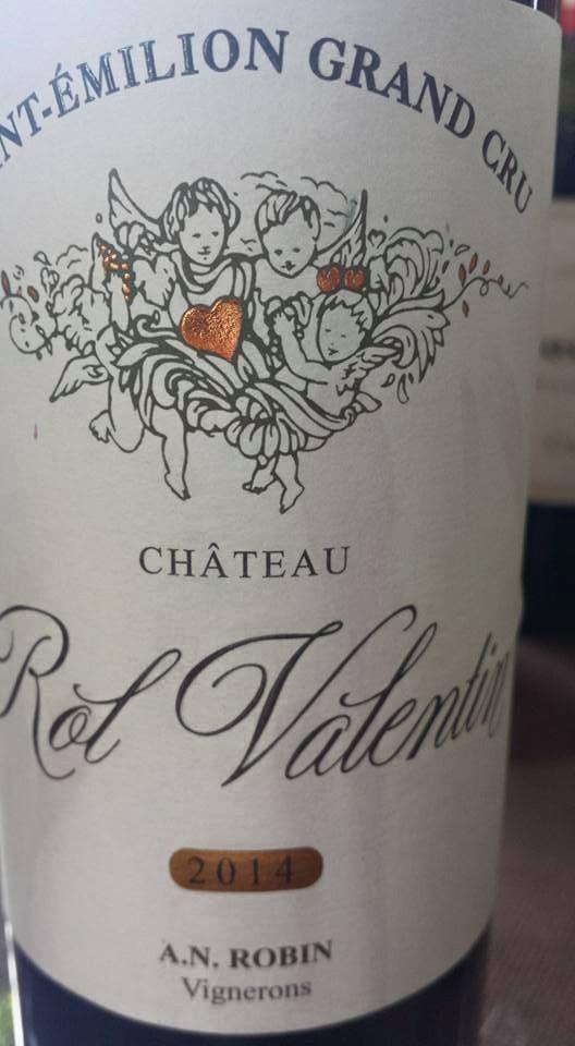 Château Rol Valentin 2014 – Saint-Emilion Grand Cru