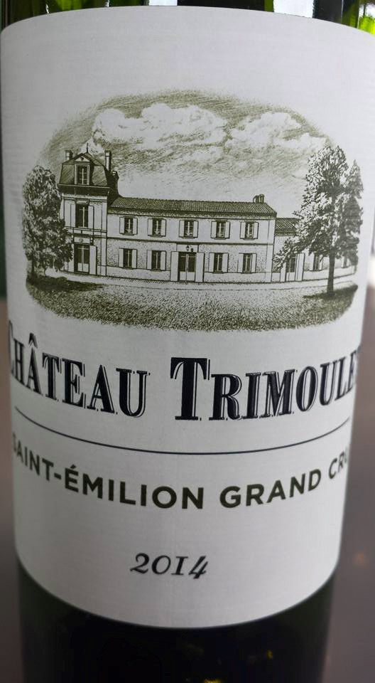 Château Trimoulet 2014 – Saint-Emilion Grand Cru