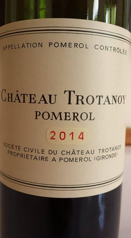 Château Trotanoy 2014 – Pomerol