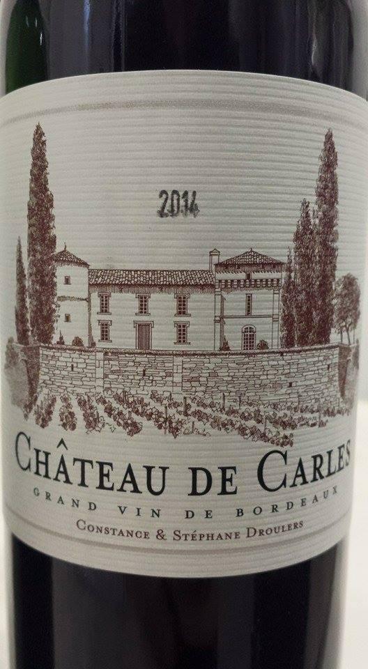 Château de Carles 2014 – Fronsac