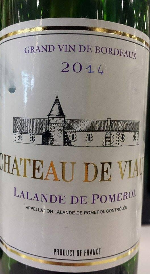 Château de Viaud 2014 – Lalande-de-Pomerol