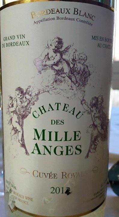 Château des Mille Anges – Cuvée Royale 2014 – Bordeaux