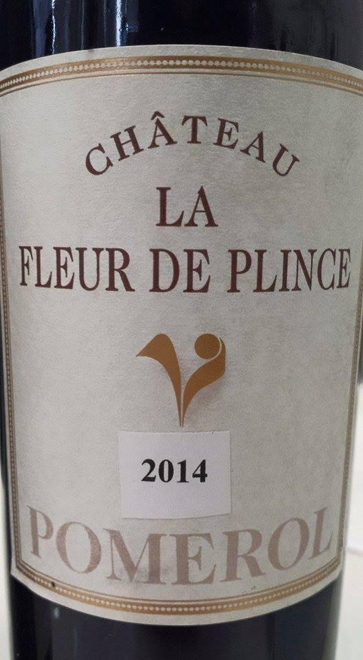 Château la Fleur de Plince 2014 – Pomerol