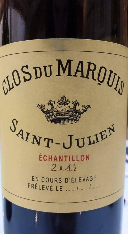 Clos du Marquis 2014 – Saint-Julien
