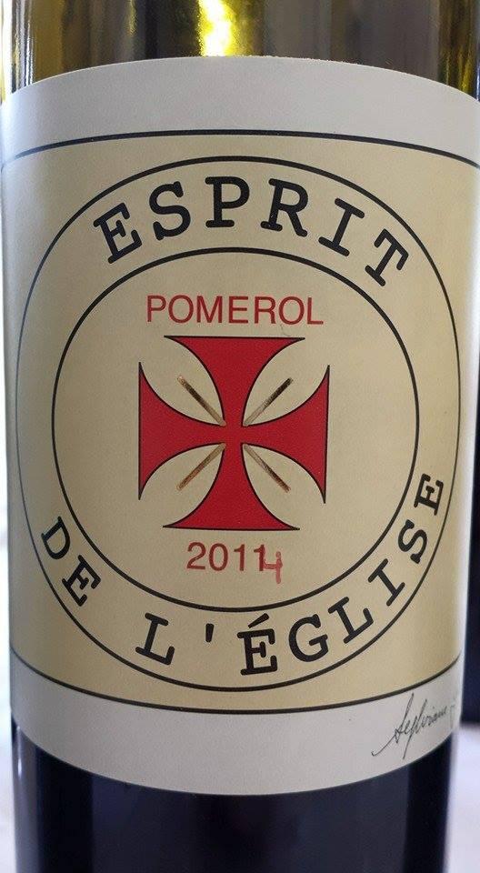 Esprit de l'Eglise 2014 – Pomerol