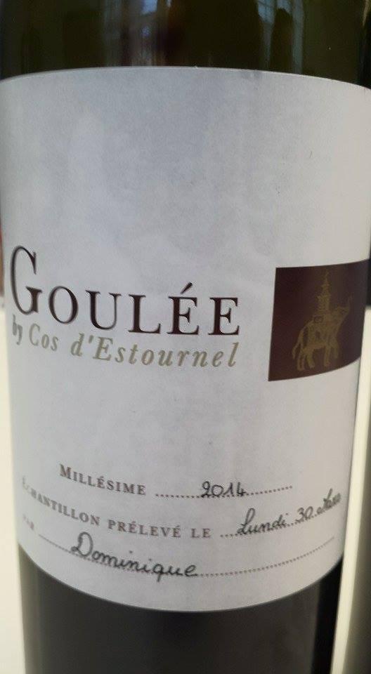 Goulée by Cos d'Estournel 2014 – Médoc
