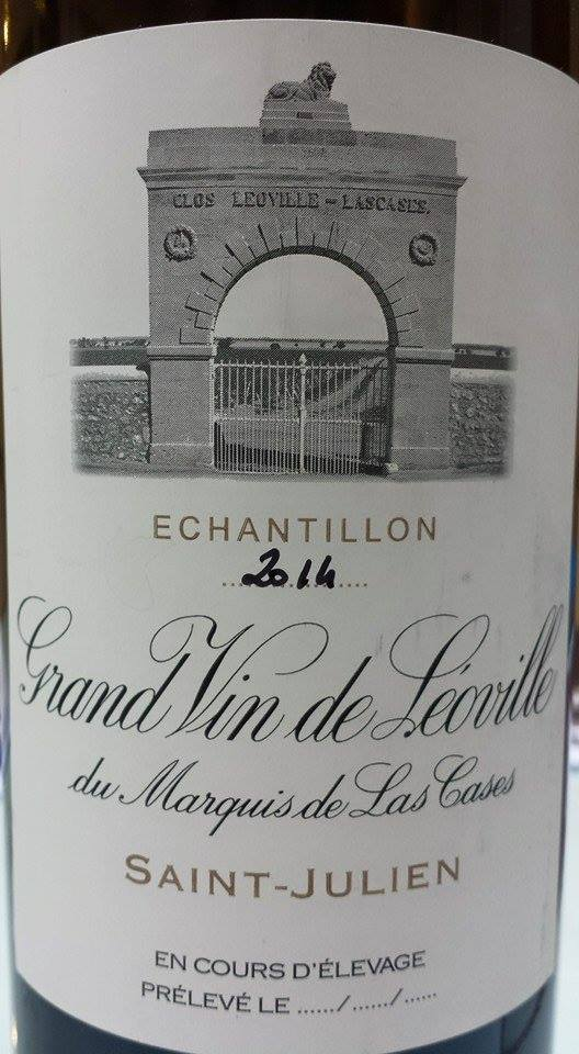 Grand Vin de Leoville Las Cases 2014 – 2ème Grand Cru Classé de Saint-Julien