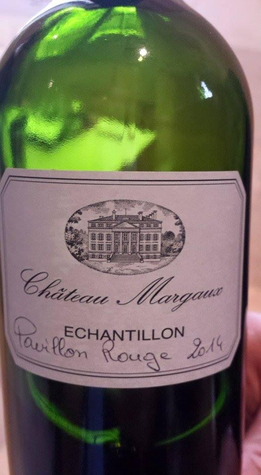 Pavillon Rouge du Château Margaux 2014 – Margaux