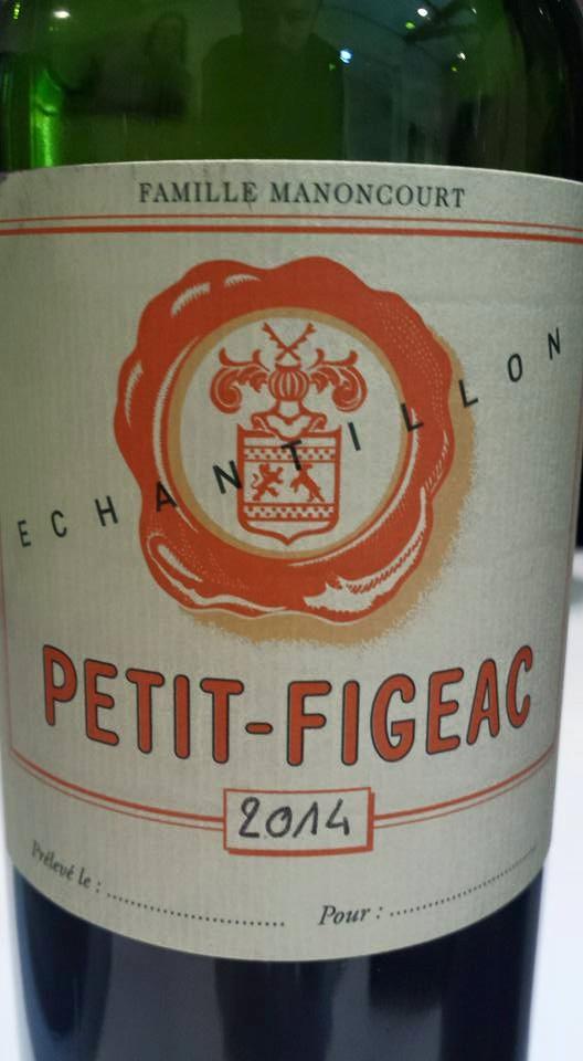 Petit Figeac 2014 – Saint-Emilion Grand Cru