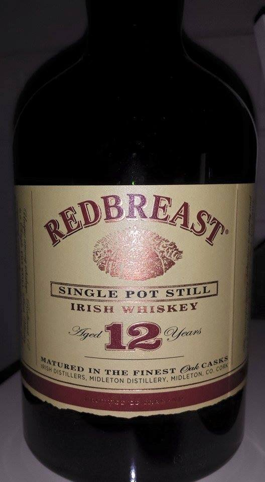 The Midleton Distillery – Redbreast – Aged 12 years – Single Pot Still – Irlande