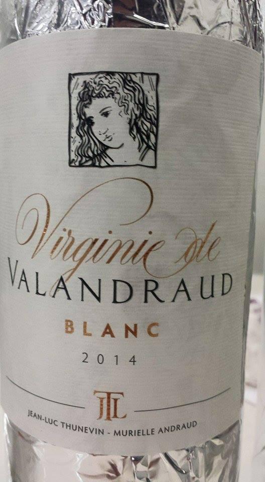 Virginie de Valandraud Blanc 2014 – Bordeaux