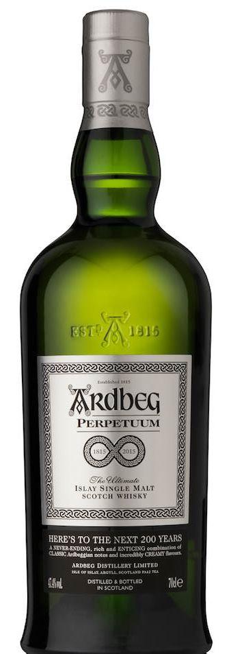 Ardbeg Perpetuum – The Ultimate Single Malt Scotch Whisky
