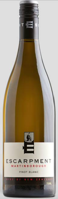 Escarpment – Pinot Blanc 2013 – Martinborough – New Zealand