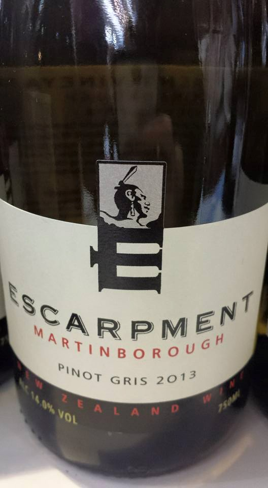Escarpment – Pinot Gris 2013 – Martinborough – New Zealand