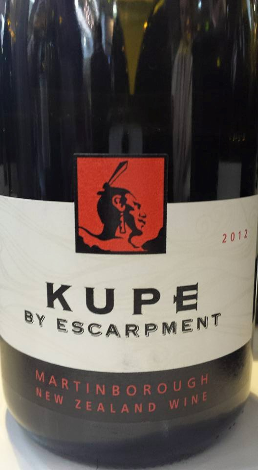 Kupe by Escarpment – Pinot Noir 2012 – Martinborough – New Zealand