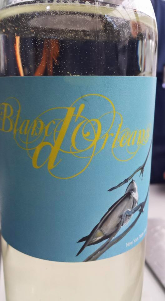 Leonard Oakes Estate Winery – Blanc d'Orléans 2013 – New York