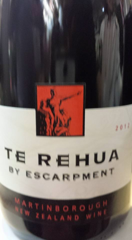 Te Rehua by Escarpment – Pinot Noir 2012 – Martinborough – New Zealand