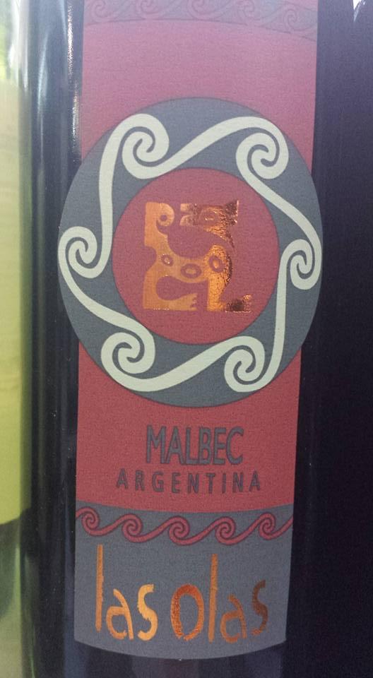Valle de la Puerta – Las Olas – Malbec 2014 – Famatina – Argentina
